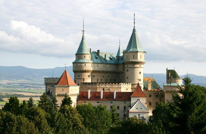 Słowacja dla ciekawych: Trenczyn