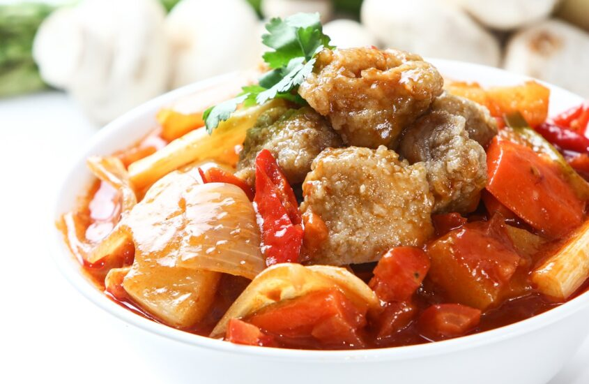Kuchnia chińska – Szanghaj, Pekin, Syczuan i Kanton