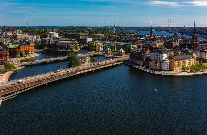 Sztokholm: spacerkiem po szwedzkiej stolicy